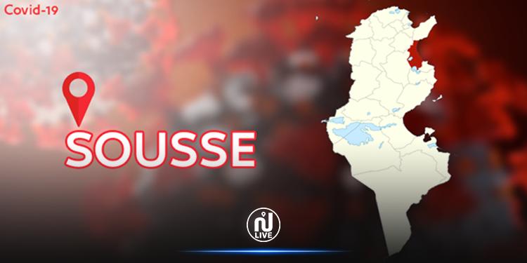 Sousse-Covid-19 : Trois décès et 55 nouvelles contaminations