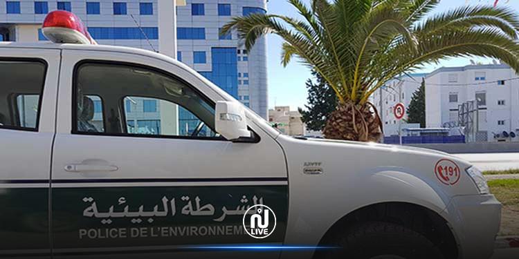La police environnementale de Tunis a effectué près de 200 opérations de contrôle des locaux ouverts au grand public