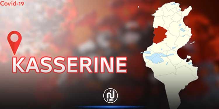 Kasserine-Covid-19 : Un décès et 108 nouvelles contaminations