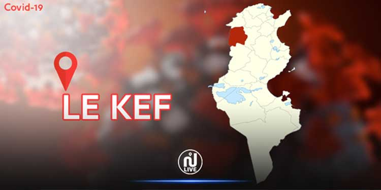 Kef-Covid-19 : Deux décès et 44 nouvelles contaminations