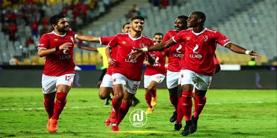 9ème titre africain pour Al Ahly