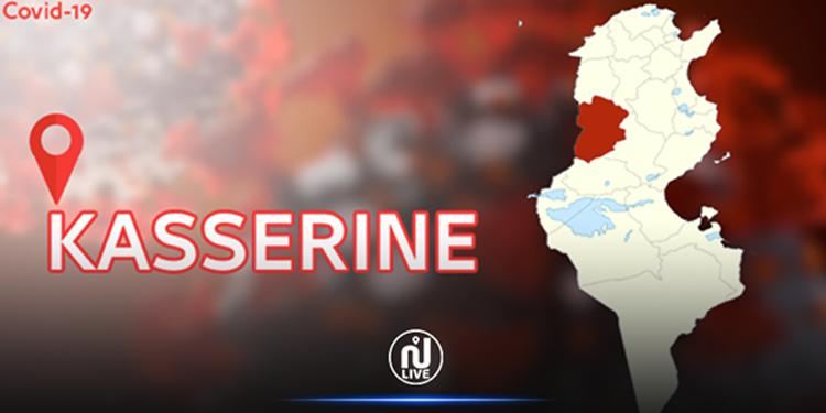Kasserine-Covid-19 : 5 décès et 34 nouveaux cas de contamination