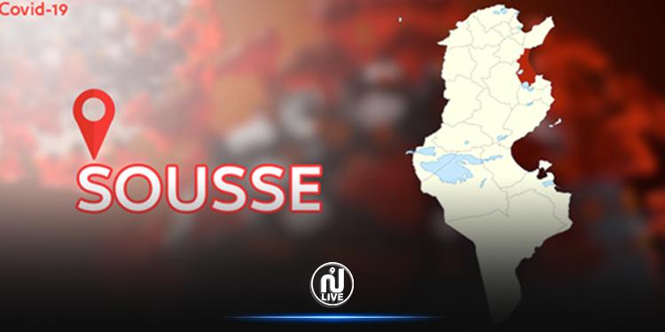 Sousse-Covid-19 : 4 décès et 109 nouvelles contaminations