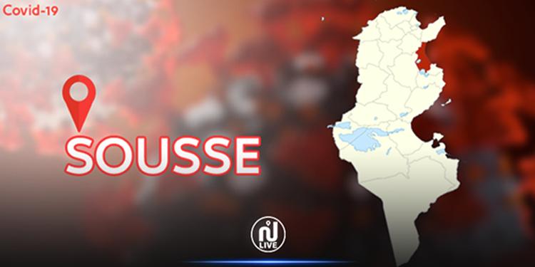 Sousse-Covid-19 : 2 décès et 87 nouvelles contaminations
