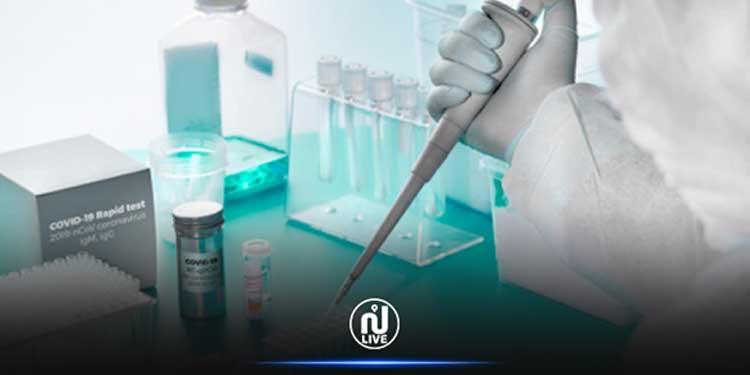 Covid-19 : Actualisation de la liste des laboratoires autorisés à réaliser des tests RT-PCR