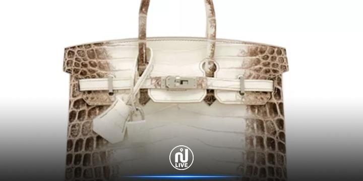 Hong Kong : Un sac « Kelly Himalaya » d'Hermès vendu à un prix record