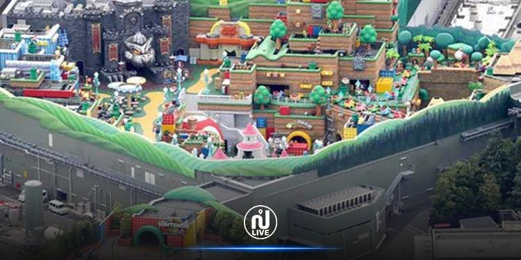 Japon : Le Super Nintendo World se prépare à ouvrir ses portes