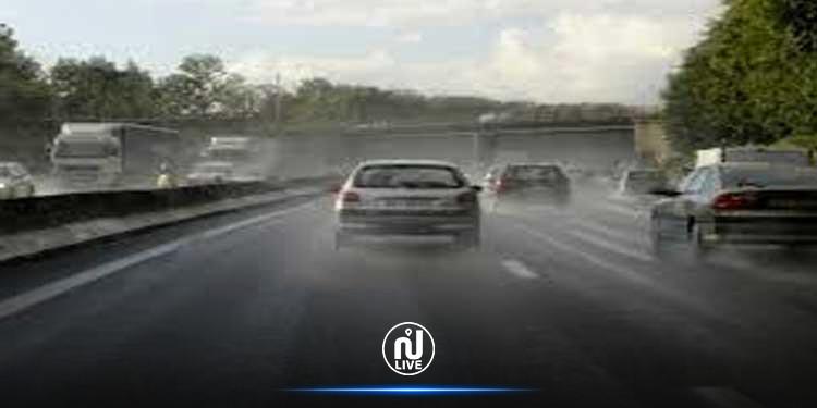 Intempéries : Interruption de la circulation sur certaines routes