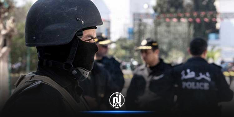Tunis : Arrestation d'un individu suspecté de préparer une opération terroriste