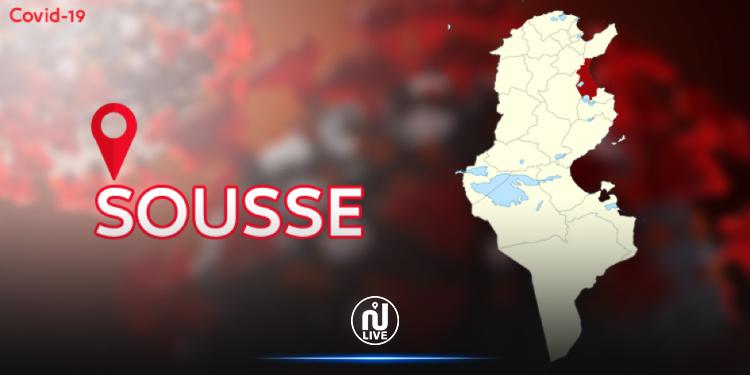 Sousse-Covid-19 : 4 décès et 84 nouvelles contaminations
