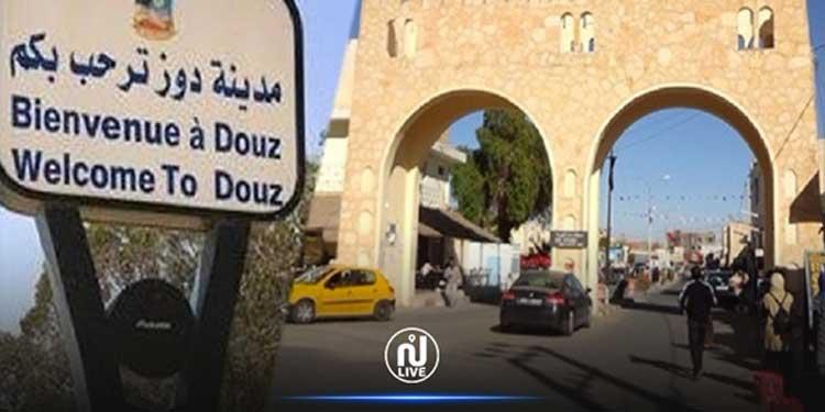 Covid-19 : Fermeture totale des accès à Douz pour deux semaines