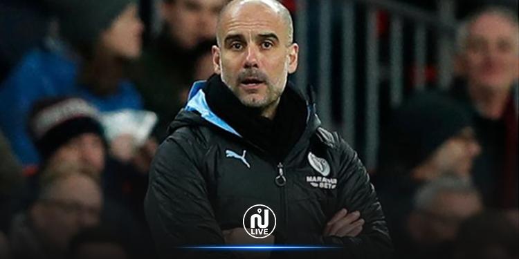 Manchester City : prolongation de contrat pour Guardiola jusqu'en 2023