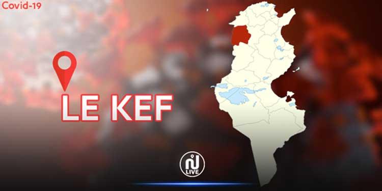 Kef-Covid-19 : 2 décès et 60 nouvelles contaminations