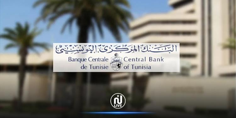 BCT : Le taux mensuel moyen du marché monétaire s'établit à 6,13%, en novembre 2020