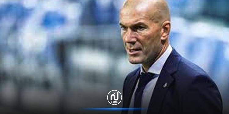 Zinedine Zidane a tranché : « Je ne vais pas démissionner du Real »