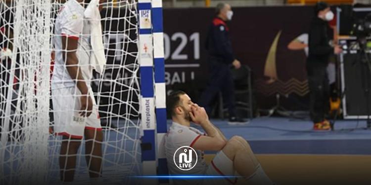 Handball : Un match nul hitchcockien entre la Tunisie et le Brésil