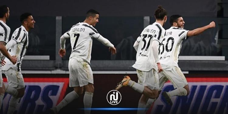 Hamza Rafia sauve la Juventus de Turin avec son 1er but en pro