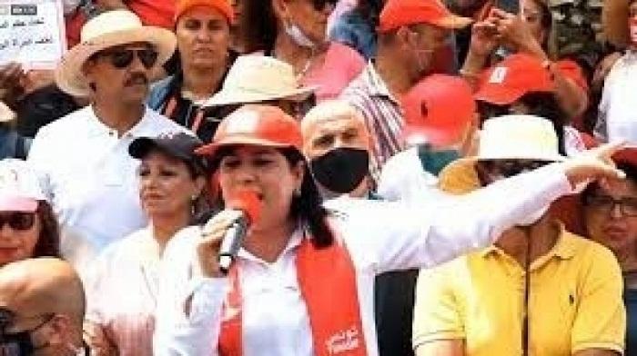 العاصمة: الحزب الدستوري الحر ينظم وقفة احتجاجية