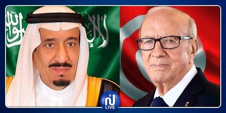 Aujourd'hui: Le Roi saoudien, en visite officielle en Tunisie