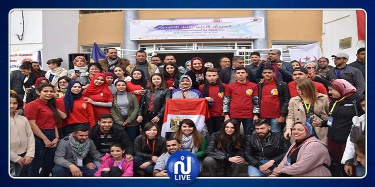 المنستير: قافلة المهرجان الدولي للعمل التطوعي تحط في الوردانين
