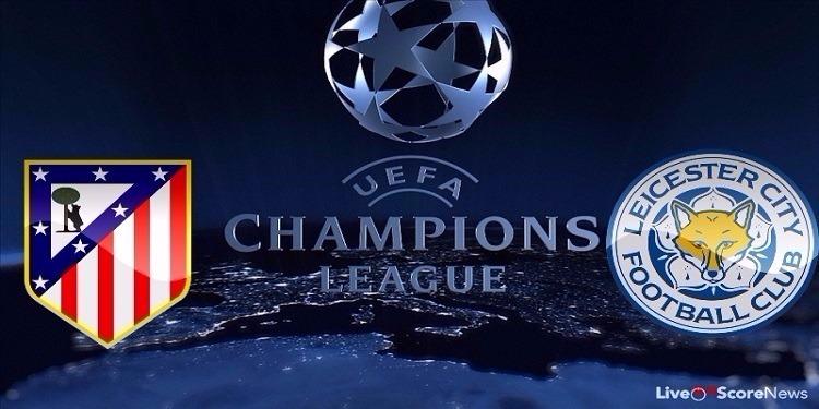 رابطة الأبطال الأروبية : التشكيل المحتمل لليستر سيتي الأنجليزي وأتليتيكو مدريد الإسباني