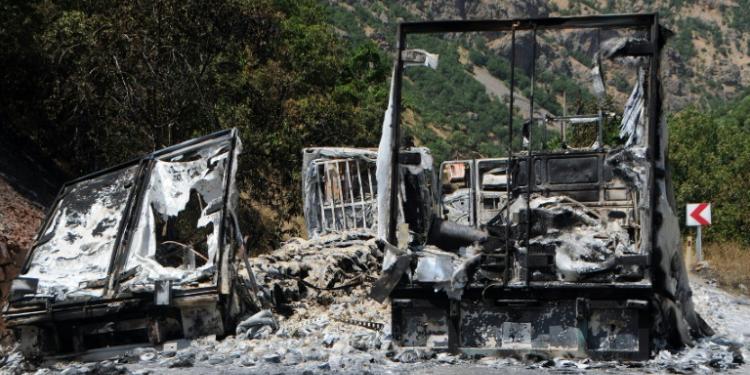بعد أسبوعين من العنف أنصار الحوار في تركيا بموقف سيئ