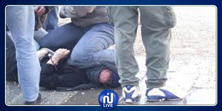 العاصمة: الإطاحة بالخطير 'وعْ وعْ' وحجز سيف كبير ومخدرات