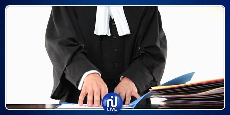 إضراب عام حضوري للمحامين في كامل تراب الجمهورية