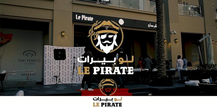 مشاهير في إفتتاح سلسلة مطاعم تونسية فخمة بدبي ..فيديو