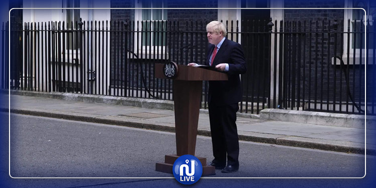 Coronavirus : Boris Johnson guéri et déterminé à lutter fermement contre l 'épidémie