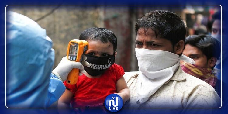 Inde - coronavirus : forte hausse du nombre de cas