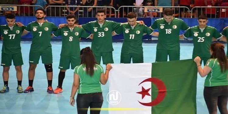 استدعاء 21 لاعبا لتربص المنتخب الجزائري في كأس العالم لكرة اليد 2021