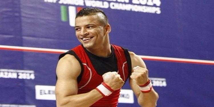 بطولة العالم لرفع الأثقال : التونسي كارم بن هنية يتعرض لإصابة تمنعه من المشاركة