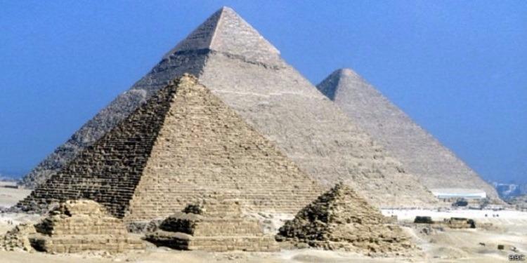 اكتشاف طريقة تشييد 'هرم خوفو' أقدم عجائب الدنيا السبع (صورة)