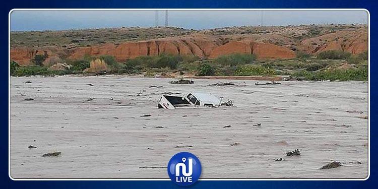 سوسة: فقدان امرأة وطفلة جرفتهما مياه وادي موسى