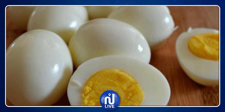 توزر: مصالح التجارة تتدخل بعد اكتشاف بيض طعمه مرّ