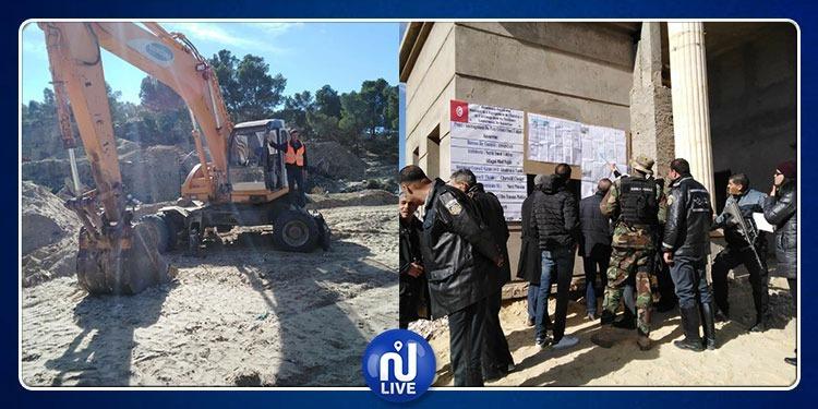 القصرين: إنطلاق أشغال إنجاز 5 أقسام جديدة بالمستشفى الجهوي