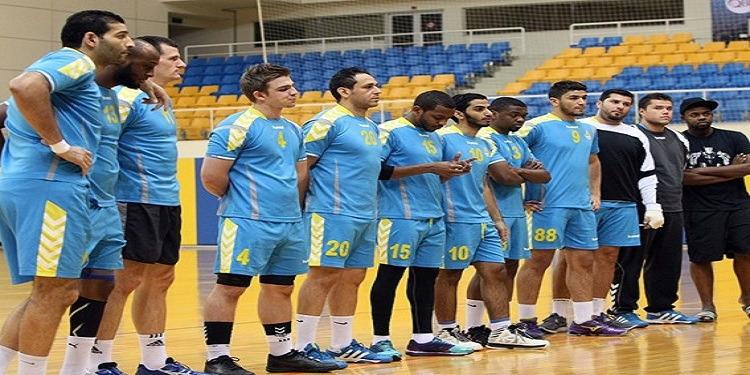 البطولة العربية للاندية رجال: الغرافة القطري يتوج باللقب