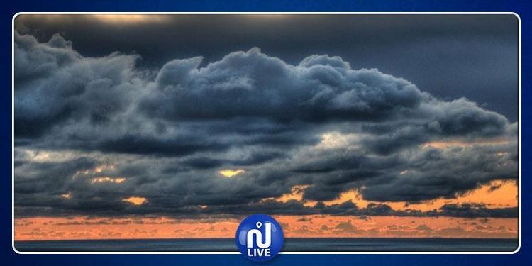 توقف تهاطل الأمطار وارتفاع تدريجي في درجات الحرارة ابتداء من...