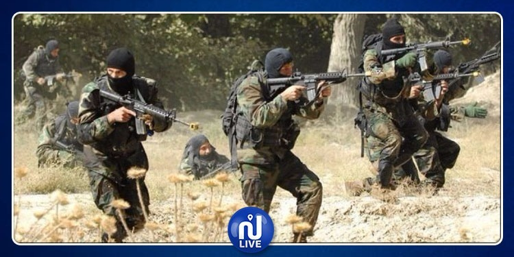 الكاف: الوحدات العسكرية تتمكن من القضاء على إرهابي