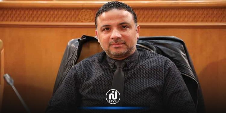 سيف الدين مخلوف: عبيرموسي تعمل على تخريب الحياة السياسية في تونس