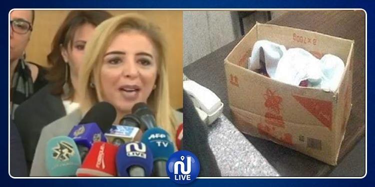 Sonia Bechikh : Plus de boites en carton…
