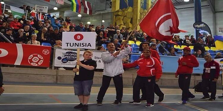 بطولة العالم للكرة الحديدية: تونس تتوج بذهبية مسابقة الزوجي المختلط