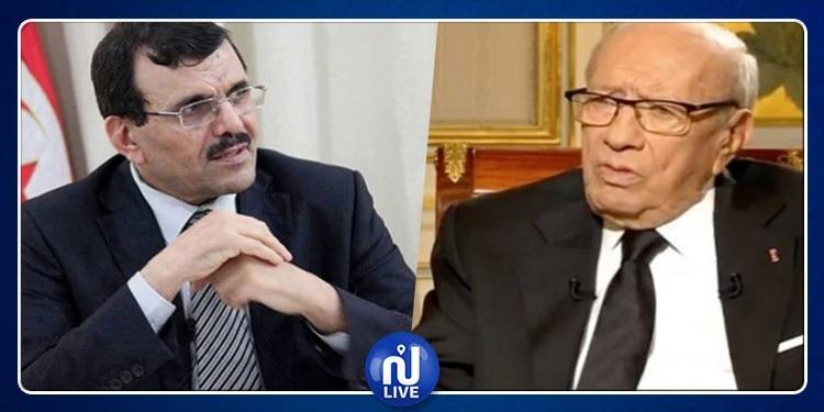 علي العريض: 'تصريحات رئيس الجمهورية بخصوص حركة النهضة لم تكن دقيقة'