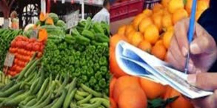 Ariana: 27 décisions de fermeture de commerces de fruits et légumes