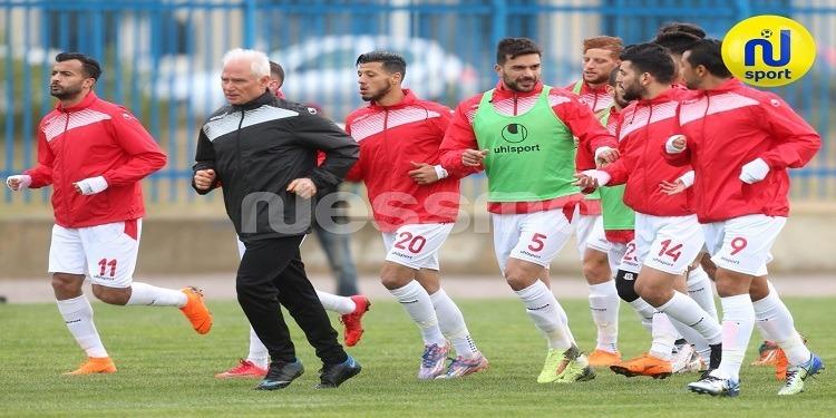 مونديال روسيا: المنتخب التونسي يستهل تحضيراته بمواجهة إيران وديا