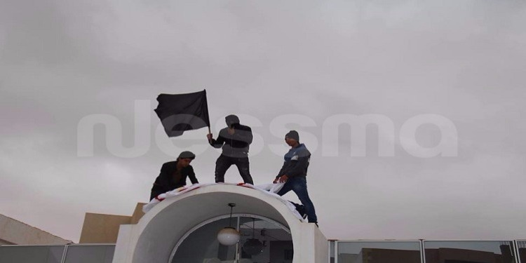وزارة الثقافة توضح حقيقة الرايات السوداء والهجوم الإرهابي في الكرنفال المدرسي بمدنين
