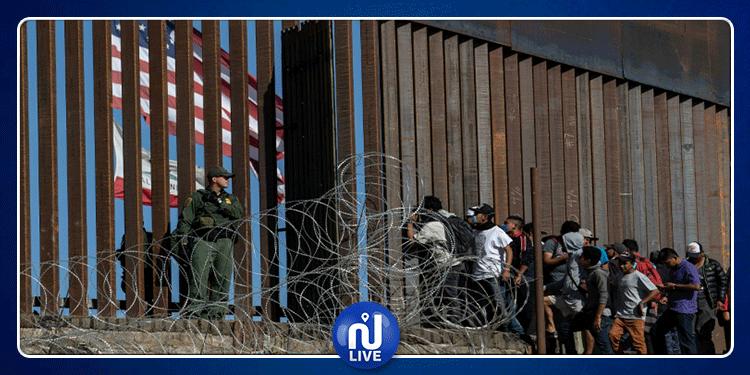 المكسيك تحتجز أكثر من 100 مهاجر حاولوا الدخول للولايات المتحدة
