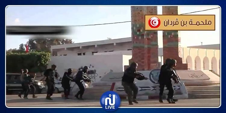 عملية بن قردان الإرهابية: أحكام بالسجن بين 3 سنوات ومدى الحياة
