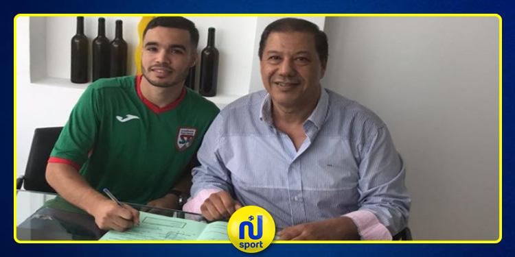 الملعب التونسي : هيكل الشيخاوي يتلقى عرضا رسميا من فريق المقاولون العرب